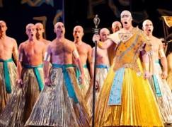 Opera house raises $172.9 million