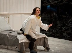 Anna Netrebko: 'I bought several Aida recordings because I am learning the role'