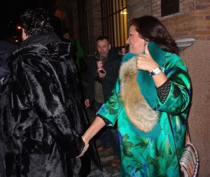 Slipped Disc | Anna Netrebko gives thumbs-up to Putin