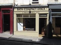 bath compact discs
