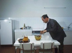 boulez in the kitchen