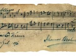 Beware the fake Brahms