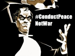 conduct peace not war gergiev