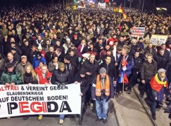 Dresden, home of anti-Islam demos, applies to be Europe's city of culture