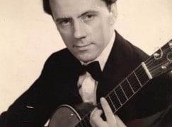 London's first guitar professor is gone