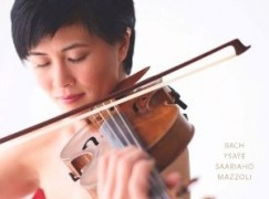 jennifer koh violin