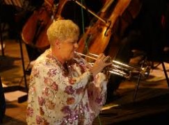 Britain's first woman trumpeter has died