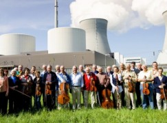 An orchestra loses nuclear energy