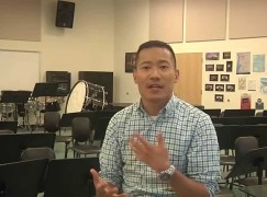 Watch America's music teacher of the year in action