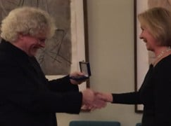 And the 150th-year Sibelius Medal goes to…