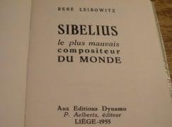 sibelius biog