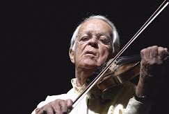 Grappelli's fiddle partner turned 99 today