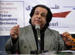 Iran's premier conductor returns home