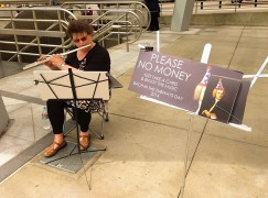 Get your Bach out into the streets this Saturday