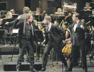 fight orchestra