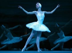 'Threatened' ballet star resigns from the Bolshoi