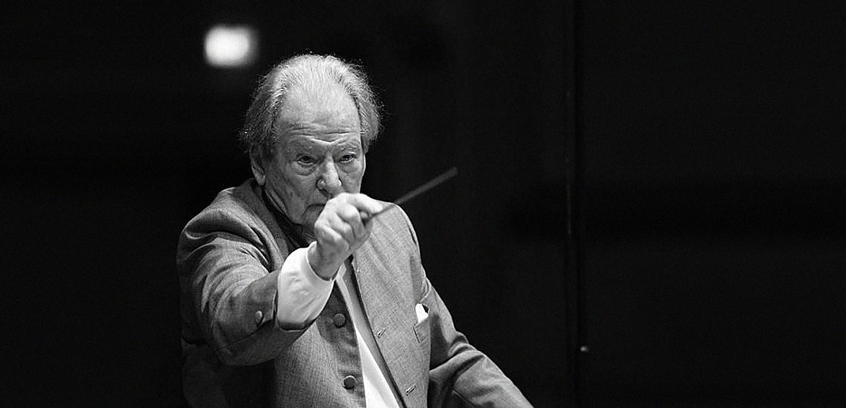 neville marriner 90