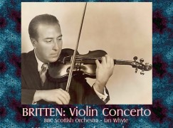 Despite the Stradivarius, the concerto was a flop