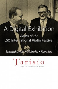 Violins of the LSO Violin Festival