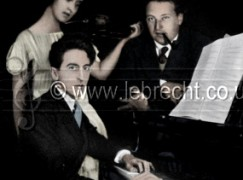 arthur honegger smoking