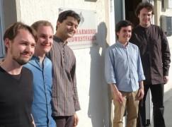 Germans pick five future conductors: all male