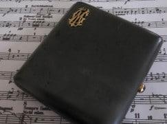 mahler's cigarette case