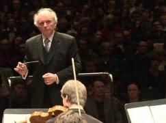 Berlin maestro retires with immediate effect