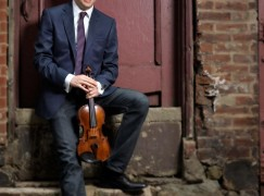 Berlin Philharmonic concertmaster gives up the day job