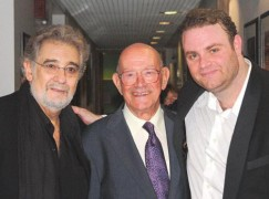 Maltese tenor mourns his teacher