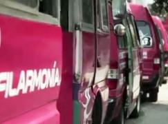 peru buses