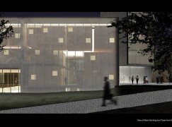 Princeton gets $10 million gift for new music building