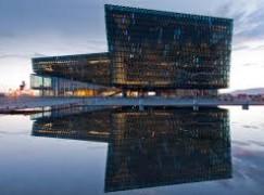 rejkjavik concert hall