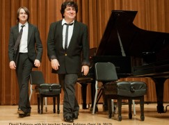 A burnout warning from Trifonov's teacher
