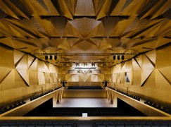 Polish concert hall wins modernist award
