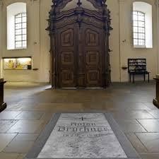 bruckner's grave