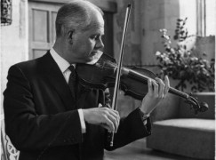 Doyen of English quartet leaders has died, aged 90
