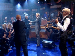 Letterman retires, orchestra gets fired