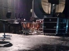 Disaster: Orchestra loses all instruments in false-alarm flood