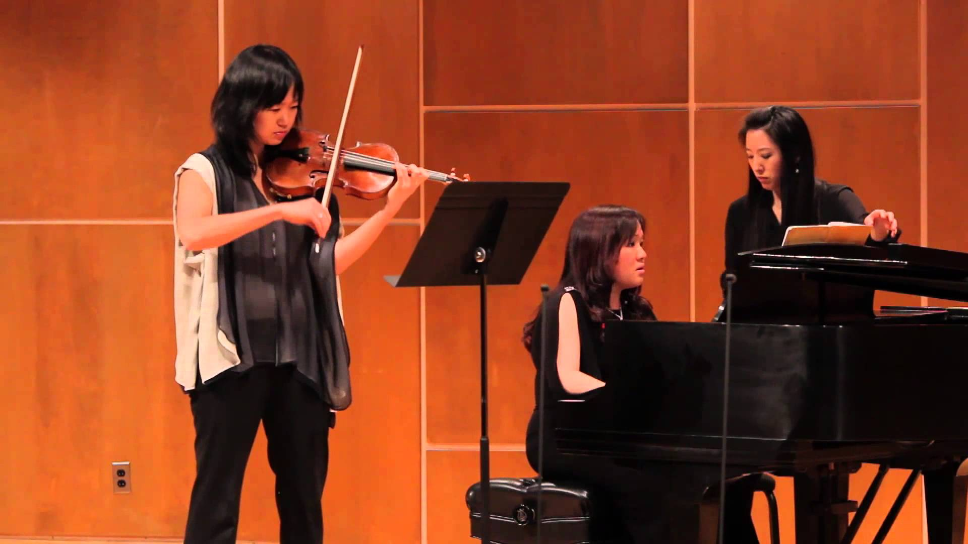 'I am not that violinist Jennifer Kim'