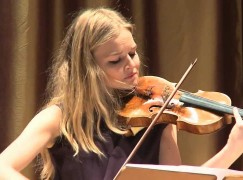 Exclusive: La Scala instals woman concertmaster
