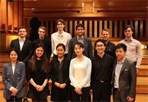 3 Koreans, 2.5 Americans, 2 Germans in Reine Elisabeth violin finals