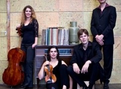 Breaking: International string quartet breaks up