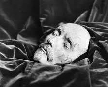 tchaikovsky death mask