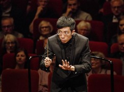 Mahler finalist storms Malko Competition