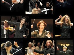 Women conductors competition is kicked down the road