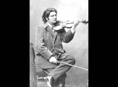 The most compelling recording of the violin's toughest test