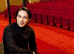 A different music director walks out on Berlin