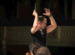 Maestro move: First Israeli to be music director in France