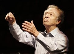 Maestro, 87, is asked to step down