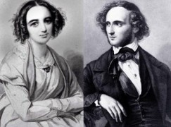 The most intimate moments in the Mendelssohn family